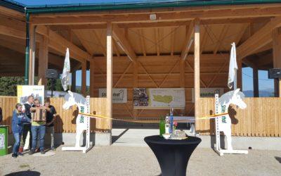 Eröffnung der Longierhallen am Stiegerhof