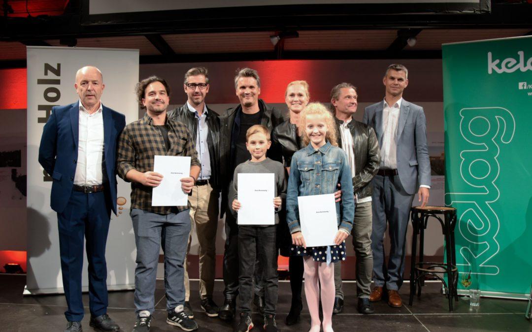 Holzbaupreis 2019 – Zwei Auszeichnungen!
