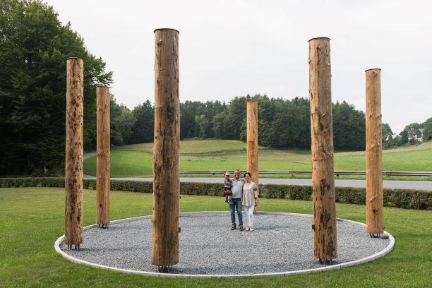 Kulturwerkstatt 2019 Manfred Bockelmann Singende Bäume