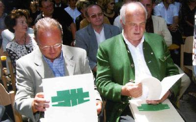50 Jahre Holzbau Gasser
