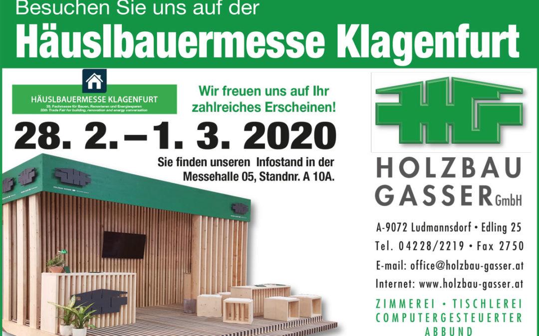 Häuslbauermesse 2020