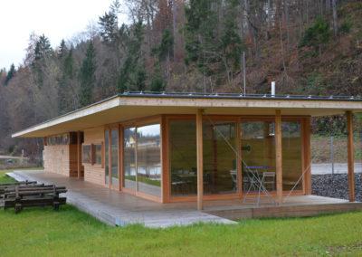 Badehaus Aichwaldsee
