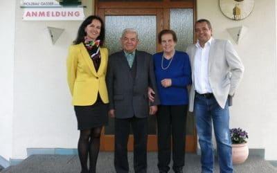 60 Jahre Holzbau Gasser